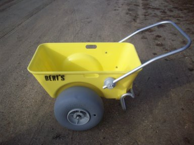 Berts Beach Rentals cart