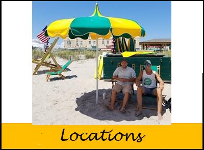 Bert's Beach Rentals